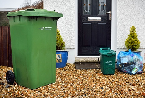 Renewing your garden waste?