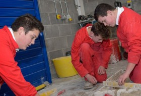 Bryngwyn School- Constructions Skills Education Centre