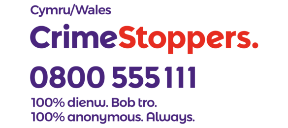 Crimestoppers Wales