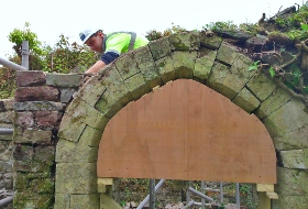 Alterations to listed buildings